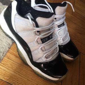 ⏳men's air Jordan 11 retro low concord